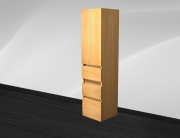 Essence Column Cabinet 1 revolving door