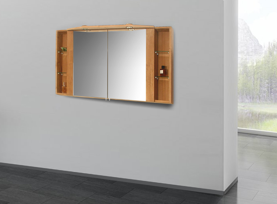 Stunning miroir teck salle de bain contemporary for Collection miroir